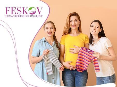 La maternité de substitution: les critères du choix de la mère porteuse, la législation, les récompenses financières - CENTRE DE LA MATERNITÉ DE SUBSTITUTION DU PROFESSEUR A. M. FESKOV