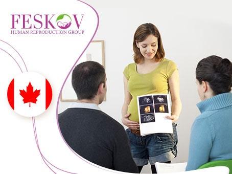 La gestation pour autrui au Canada: le guide pour les futurs parents - CENTRE DE LA MATERNITÉ DE SUBSTITUTION DU PROFESSEUR A. M. FESKOV